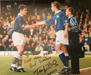 Lawrie and Cottee