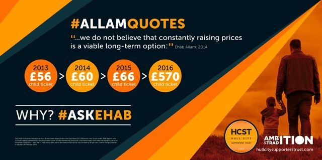 Get down to the #AskEhab billboard on Saturday to show your support