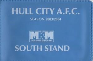 season ticket 03-04